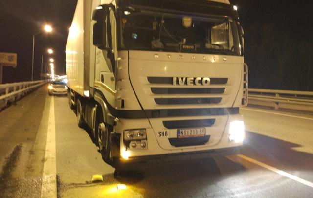 Водитель большегруза из Сербии насмерть сбил уфимца