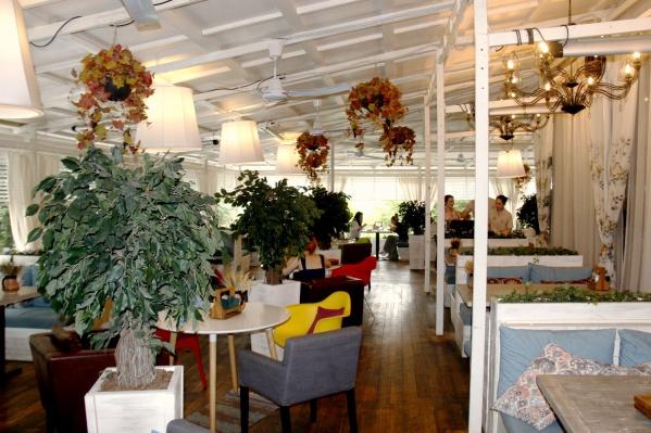 Заведение открылось на месте заслуженного ветерана ресторанного бизнеса Академгородка