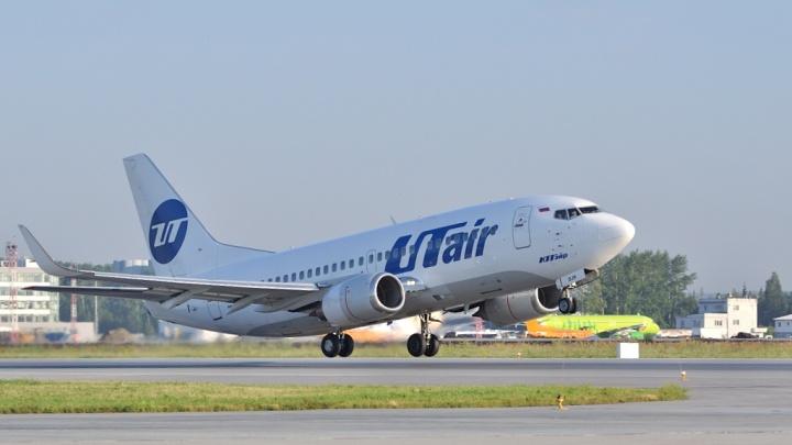 В Кольцово на десять часов задержали рейс в Сургут из-за технической неисправности самолёта