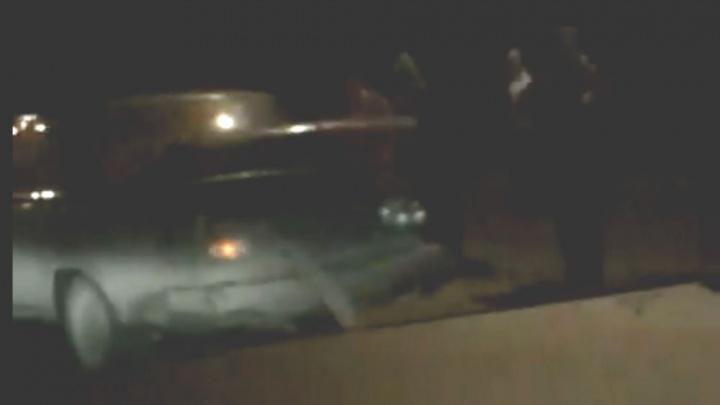 Жесткое ДТП с маршруткой на проспекте Авиаторов: двух человек увезли на скорой