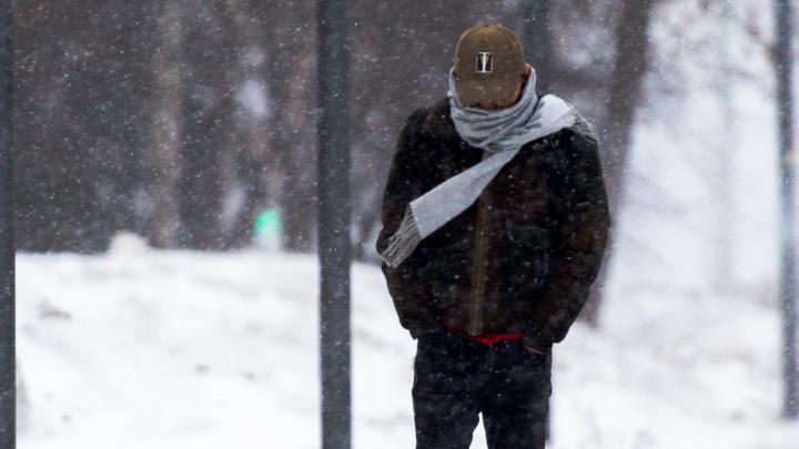 Мороз! В Самарской области похолодает до -20 градусов
