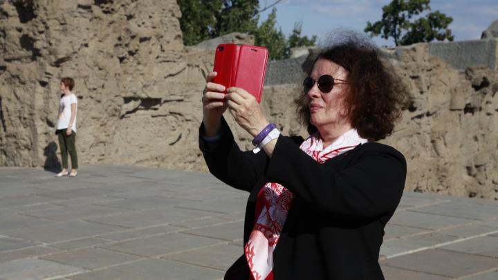 Волгоград посетила чрезвычайный посол Франции в России