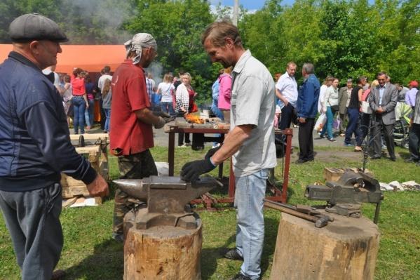 На Сабантуе пройдёт выставка народных ремёсел