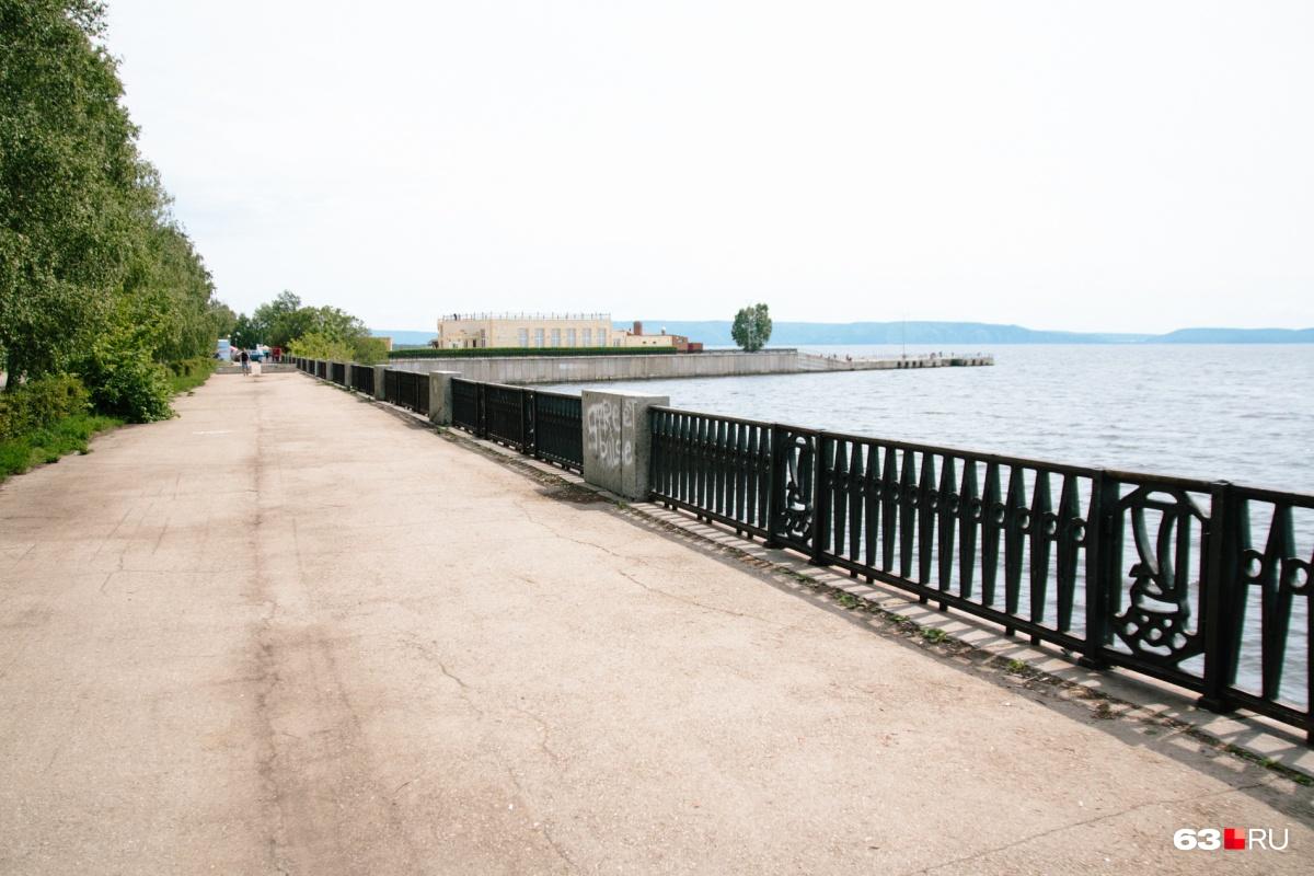 Новое производство хотят разместить рядом с берегом Волги