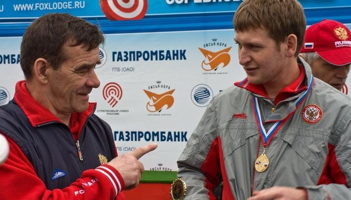 Стрелок из Поморья Леонид Екимов взял золото на Кубке России