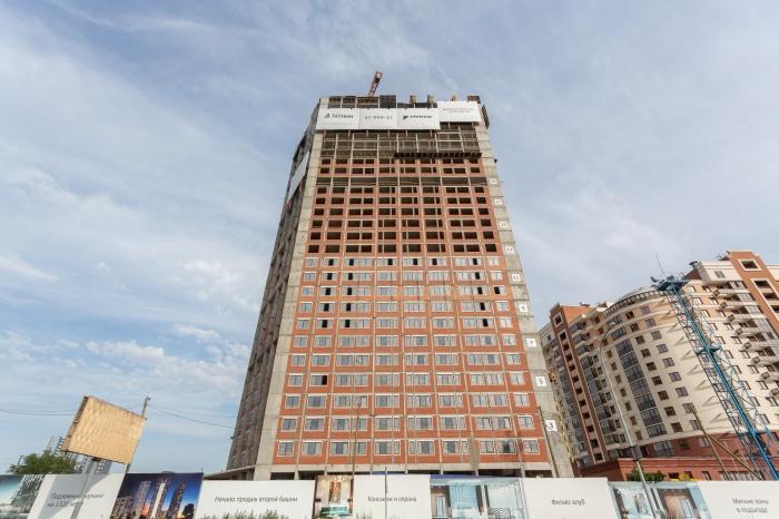 Первый дом будет сдан в 2020 году — в год 100-летия башни Татлина