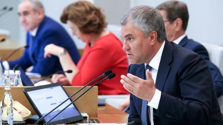 «Рейдерство и выжимание последних соков»: конфликт в Госдуме из-за губернатора Волгоградской области