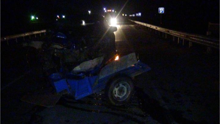 В Щучанском районе столкнулись мотоблок иBMW X6: есть погибшие