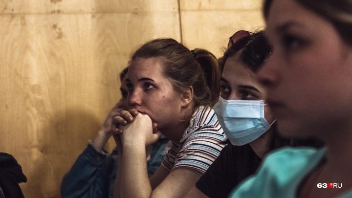 В Самарской области разгулялся вирус, который провоцирует развитие пневмонии