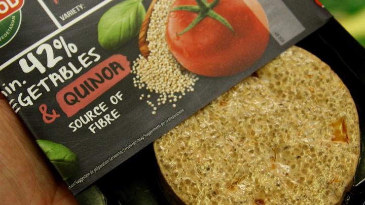 В Новосибирске начали торговать вегетарианскими «стейками» из Монако