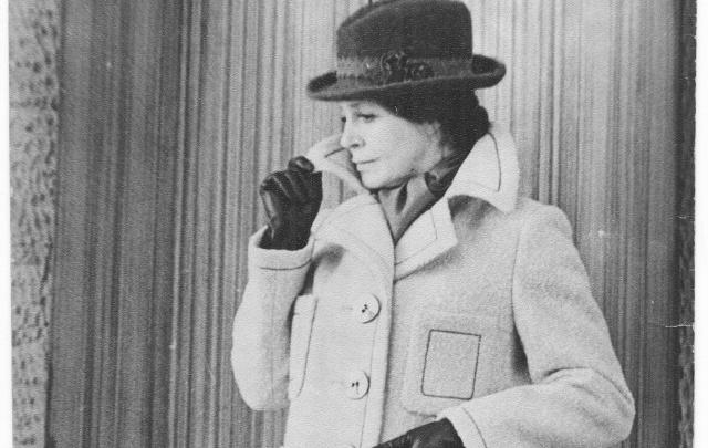 Готовила маршалу Жукову и выходила на подиум в 86 лет: история первой свердловской манекенщицы