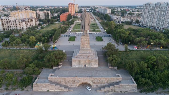 Перекопанный парк Юбилейный преобразится в Волгограде к концу года