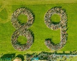 Семейный праздник «Открытое небо» собрал вместе более 10000 человек