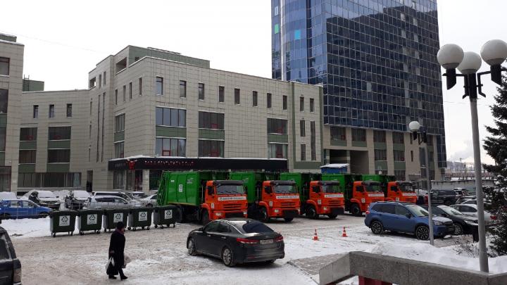 В 2020 году решили не повышать тариф на вывоз мусора для новосибирцев