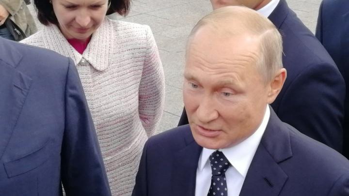 Вот он, вот он — ВВП! Самая смешная реакция омички на Путина
