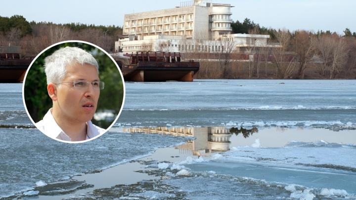 Депутат Саяпин о своём увольнении из «Иртыша»: «Закон суров, но это закон»