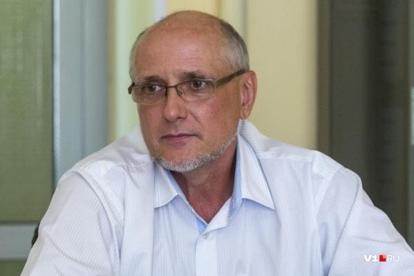Вадим Колченко лежит в кардиологическом отделении