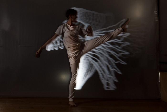 Мария Пяткова и ее танцевальный перформанс