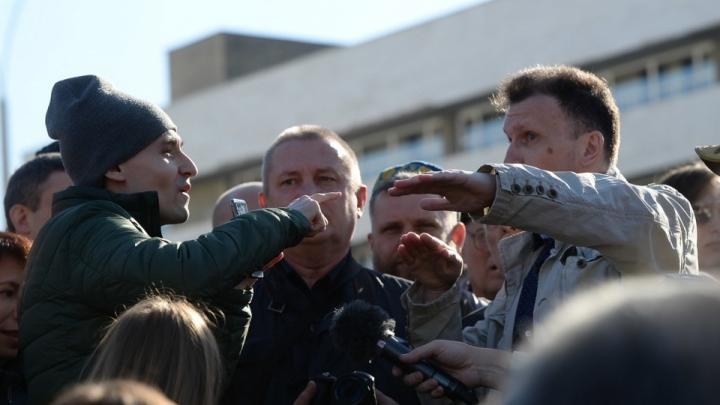 Спустя 20 дней полиция так и не нашла тех, кто угрожал директору E1.RU Ринату Низамову