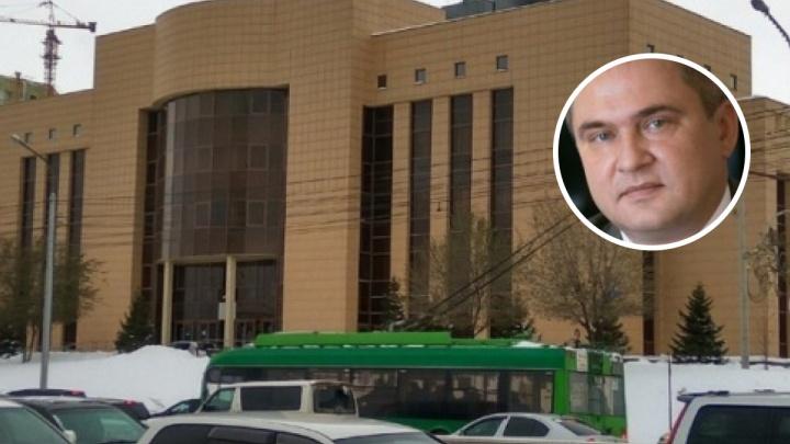 Задержан глава отделения Пенсионного фонда в Красноярске