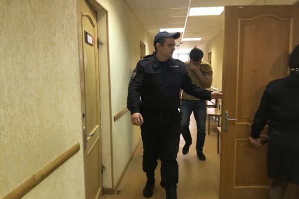 Алихан Халидов не хочет сидеть до 11 июня в СИЗО