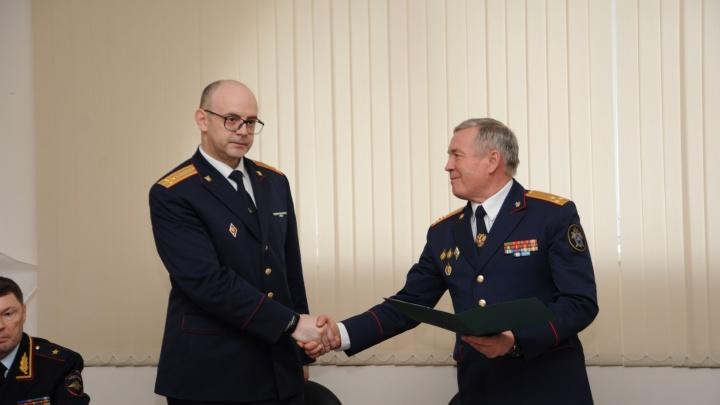 В Ярославской области новый главный следователь: кто им стал