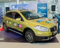 Suzuki New SX4: больше, чем просто кроссовер