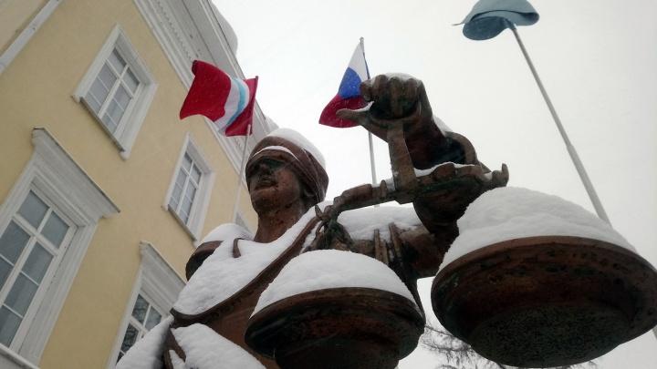 Снежное царство: смотрим, во что Омск превратила сегодняшняя метель