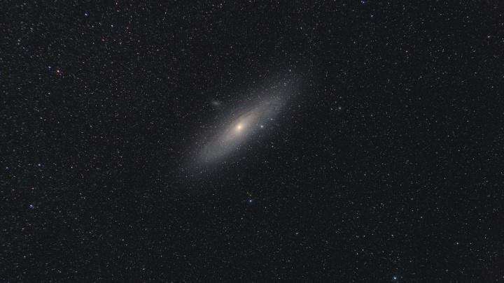 Уральцу удалось поймать в объектив галактику Андромеды: 8 фотографий космоса