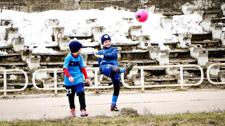 Нижегородцы узнали о телефоне для голосования за стадион «Водник» в последний момент