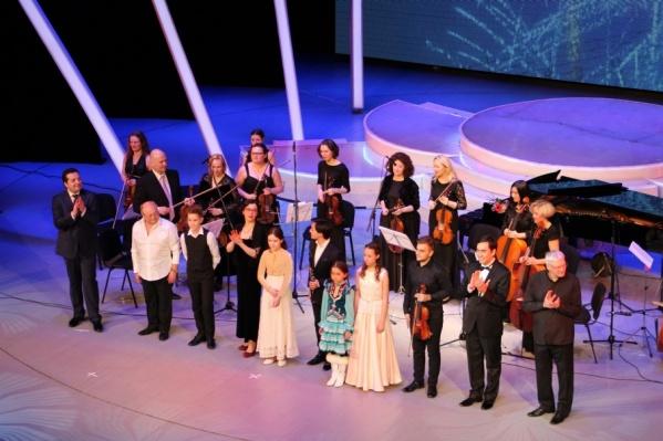 Неделя Академии Фонда Владимира Спивакова стартовали с торжественного концерта