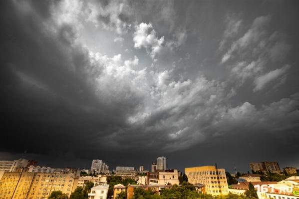Погода в Ростове ухудшится в ближайшие два дня