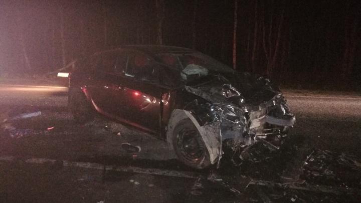 Смертельное ДТП в Северодвинске: предполагаемая виновница села за руль без прав