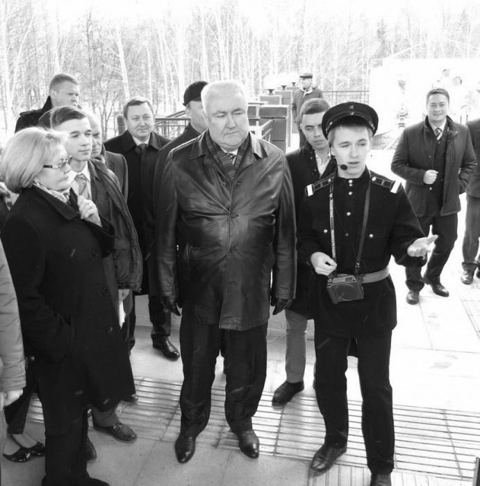 Валерий с Алексеем Мироновым