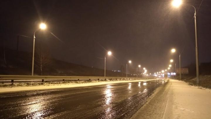 Дорожники и синоптики предупреждают о сильном гололеде и ветрах