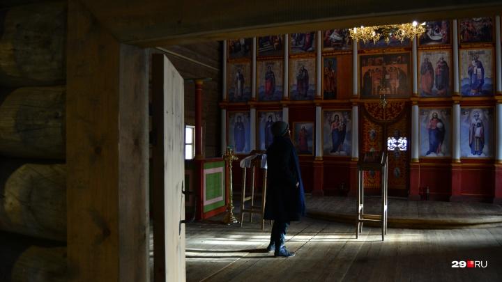 Поиски семьи для возрождения деревни и восстановленные церкви: фоторепортаж из зимнего Кенозерья