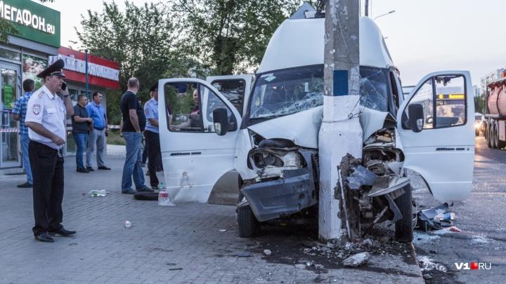 Водитель МАЗа задержан: в Волгограде возбуждено дело по жуткой аварии маршрутки с 16 ранеными