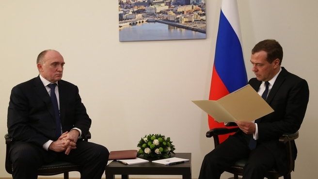 «Будем двигаться дальше»: Медведев оценил готовность Челябинска к саммитам-2020
