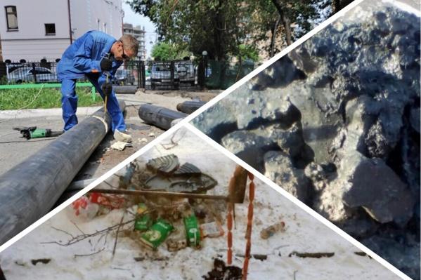 Нарушения правил пользования системой водоотведения приводят к крупным засорам и подтоплениям