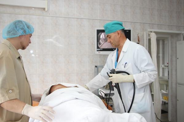 Теперь врачи смогут быстрее и с большей точностью исследовать ЖКТ и бронхолегочную систему