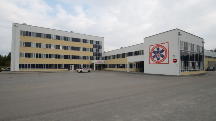 В Екатеринбурге построят еще одно здание для Центра медицины катастроф — с тренировочной площадкой