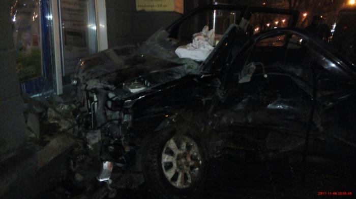 В ДТП пострадали несколько человек