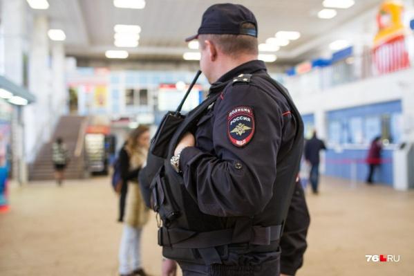 Мужчину задержали в Красноперекопском районе