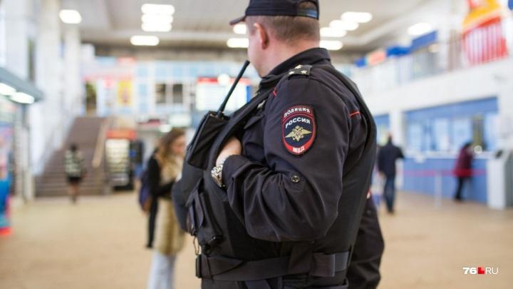 В Ярославле поймали москвича с героином в трусах