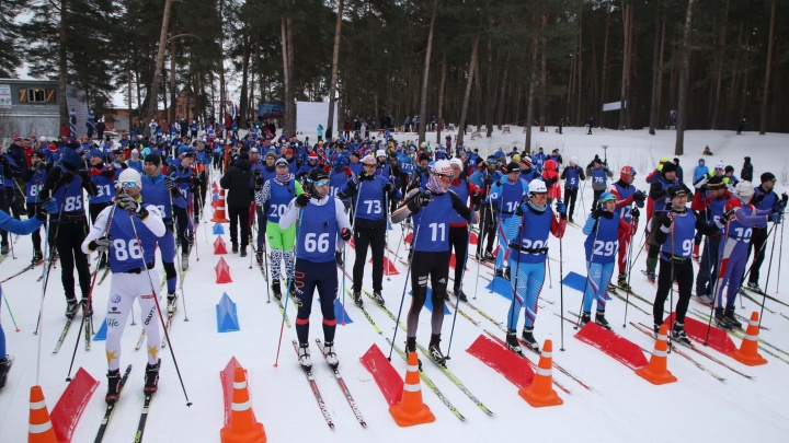 «А вам слабо?» Горьковский автозавод пригласил всех на суточный лыжный марафон