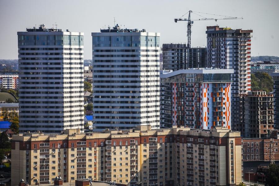 Составлен рейтинг доступности жилья порегионам РФ