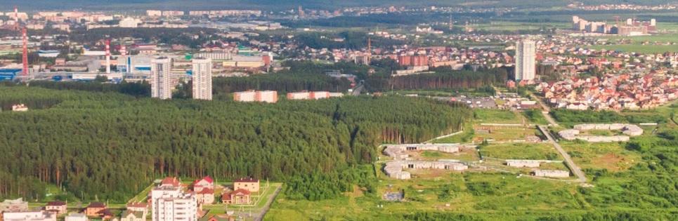 Вид с другой стороны: так место, где должны были соединиться Амундсена и Сахарова, выглядело летом 2017 года