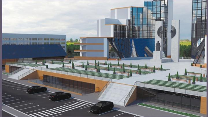 «Пора уйти от имиджа киоска на стоянке»: ТК «Курчатов» хотят превратить в музей с учебными корпусами