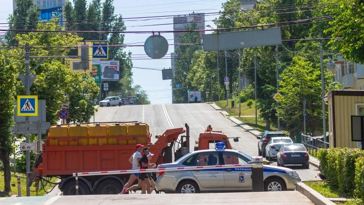 В Самаре перекроют Волжский проспект