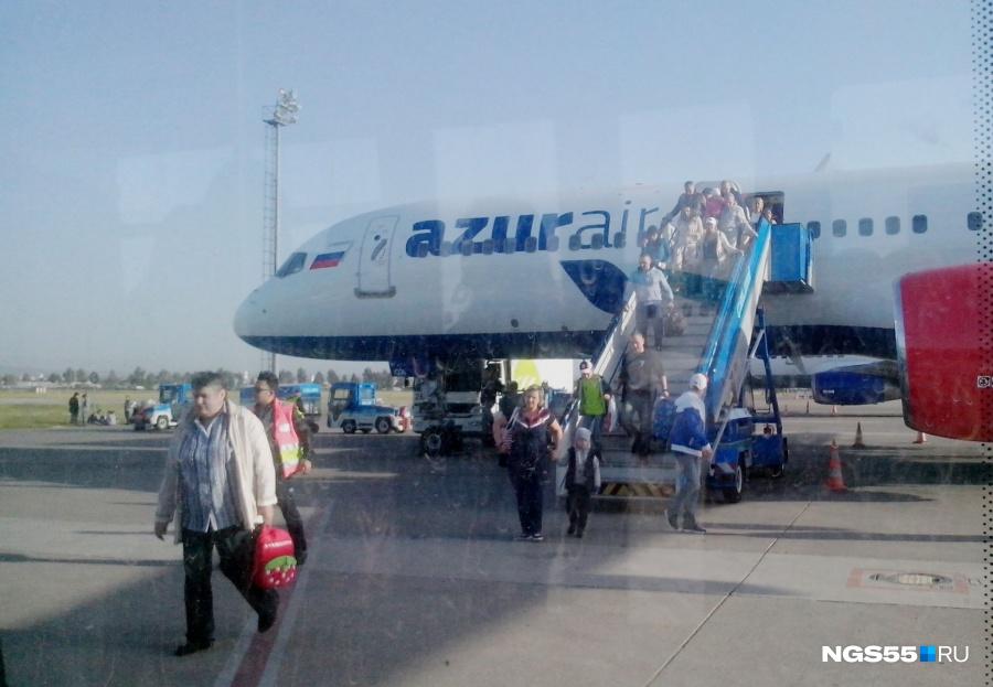 Омские туристы немогут улететь домой изАнтальи